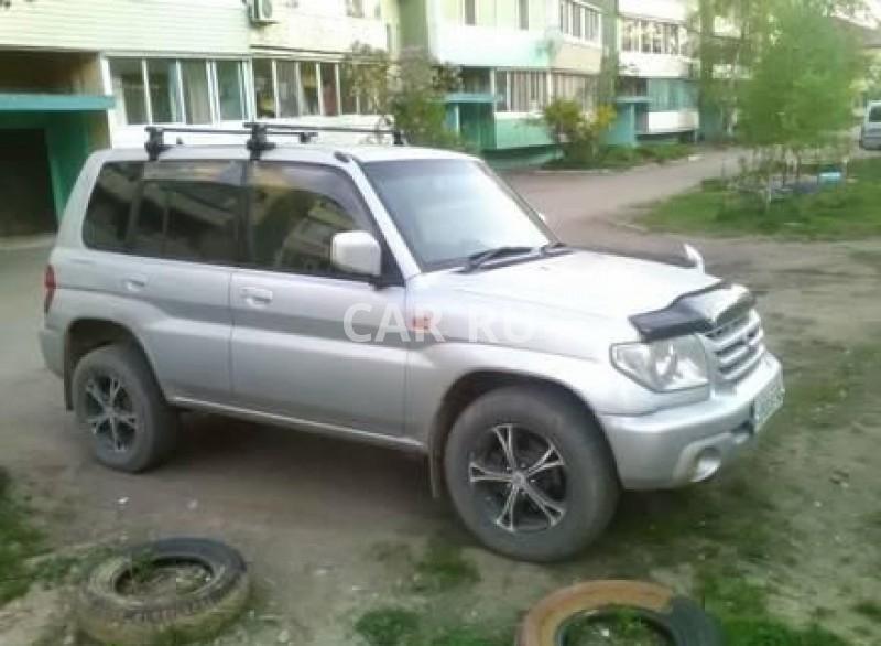 Mitsubishi Pajero Io, Арсеньев