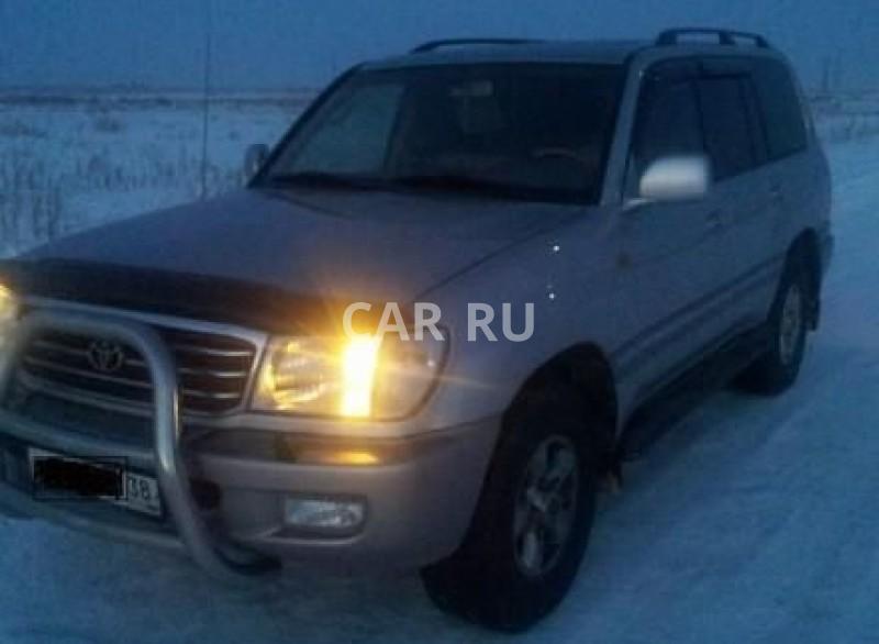 Toyota Land Cruiser, Ангарск