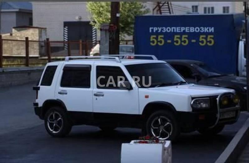 Nissan Rasheen, Барнаул