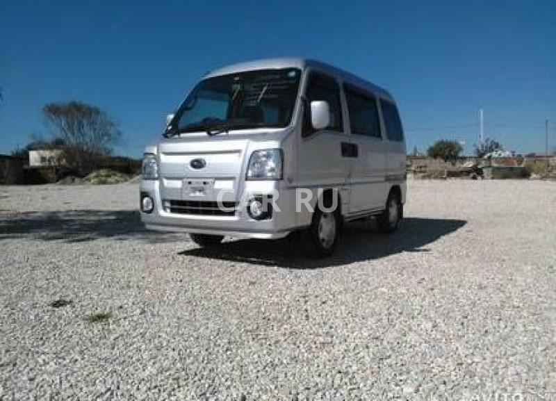 Subaru Dias Wagon, Анапа