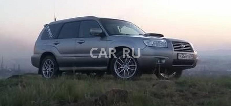 Subaru Forester, Анапа