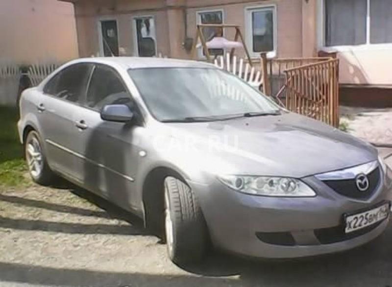 Mazda 6, Анжеро-Судженск