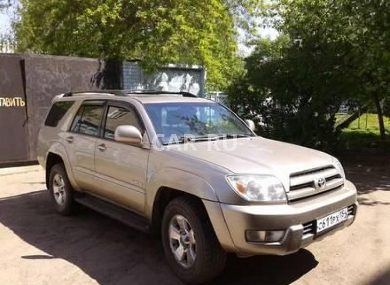 Toyota 4Runner, Барнаул