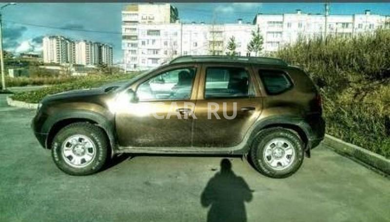 Renault Duster, Ачинск