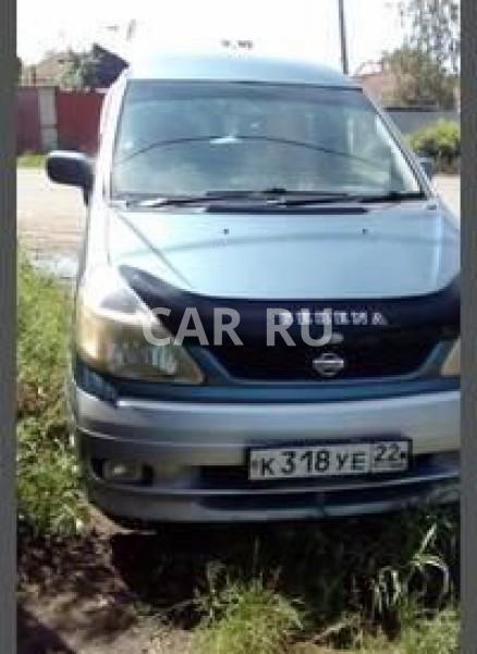 Nissan Serena, Барнаул