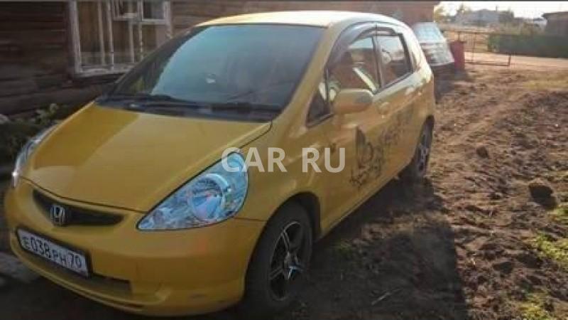 Honda Fit, Александровское