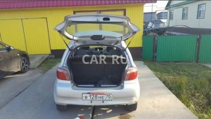 Toyota Vitz, Александровское