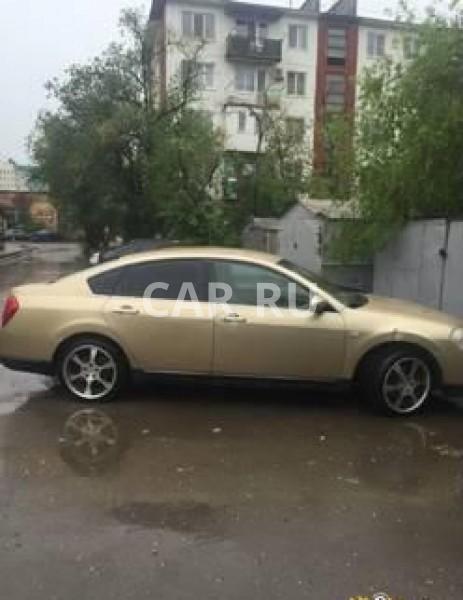 Nissan Teana, Астрахань
