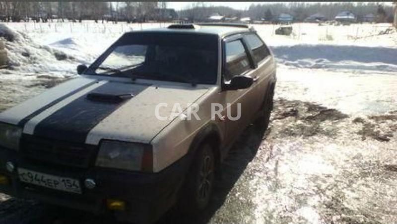 Лада 2108, Барабинск