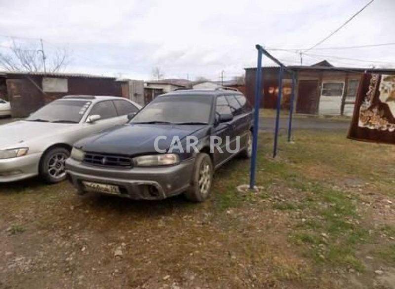Subaru Legacy, Бабстово