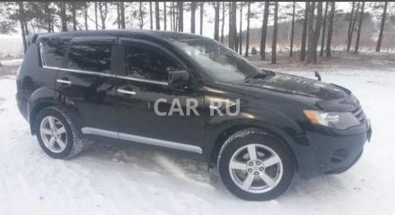 Mitsubishi Outlander, Арсеньев
