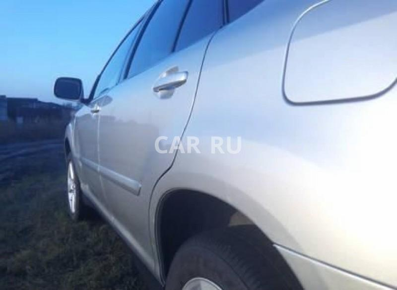 Lexus RX, Барабинск