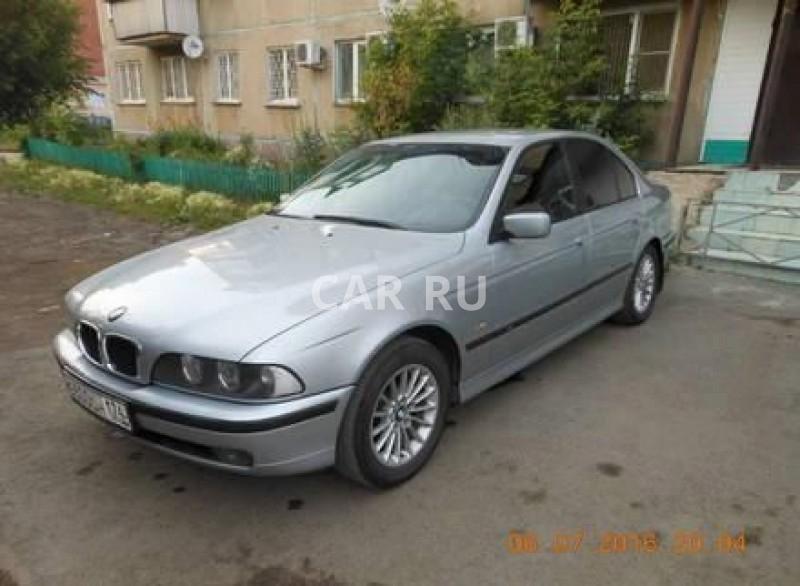 BMW 5-series, Аргаяш