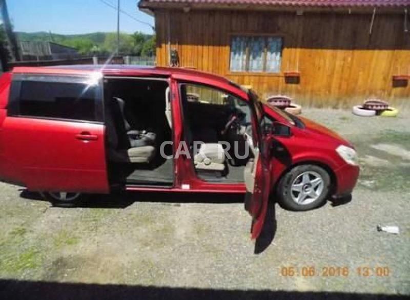 Nissan Presage, Абакан