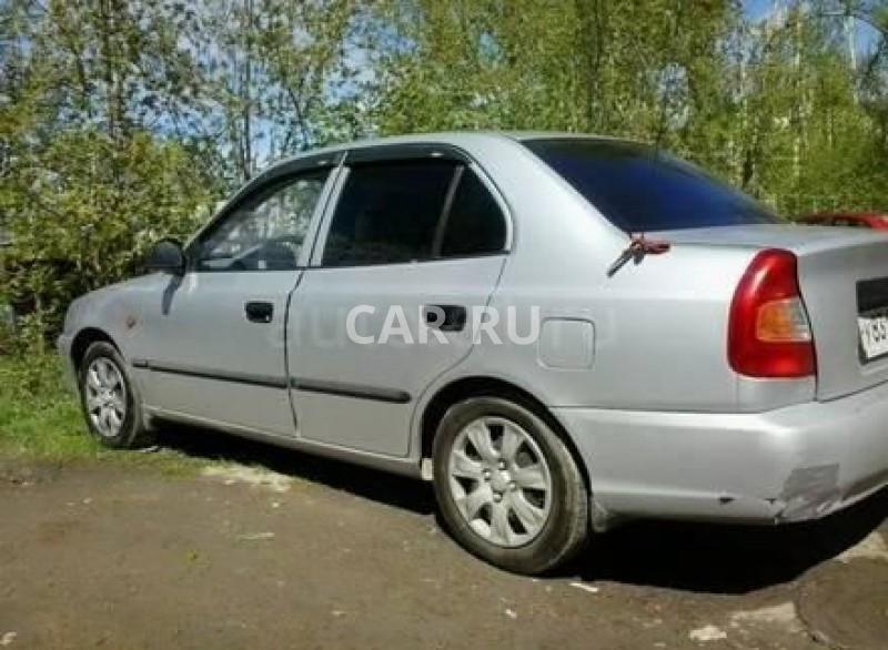 Hyundai Accent, Асбест