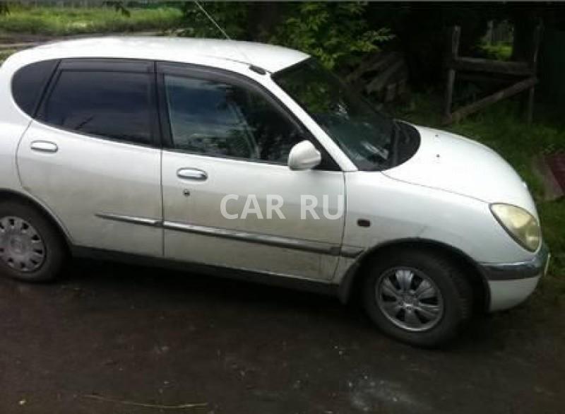 Toyota Duet, Барабинск