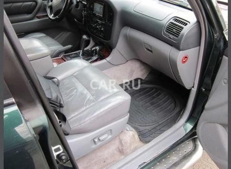 Toyota Land Cruiser, Абакан