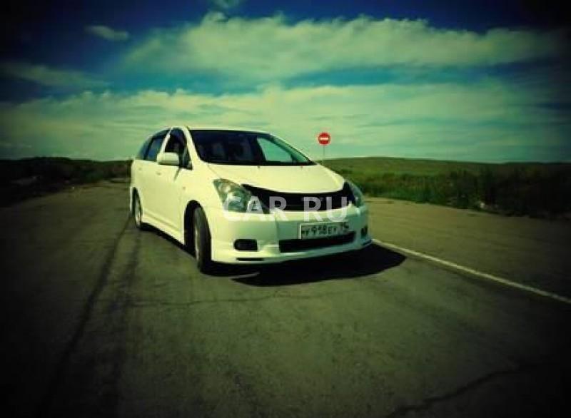 Toyota Wish, Абакан