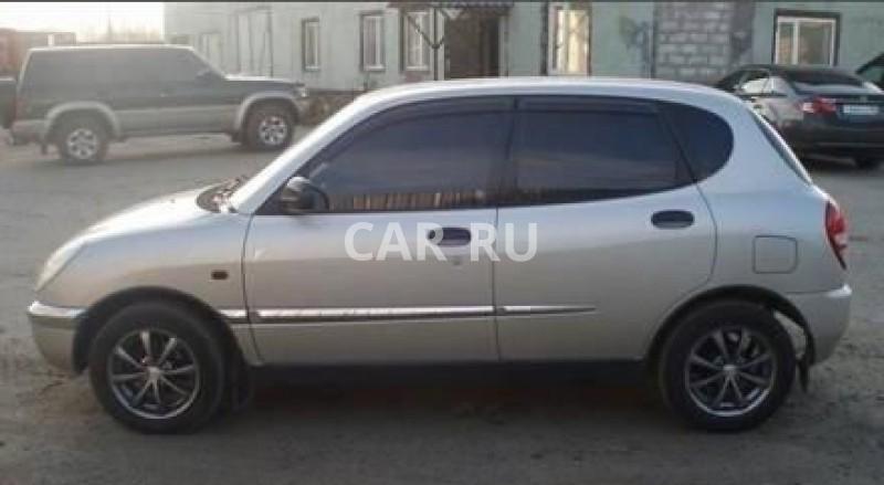 Toyota Duet, Белово