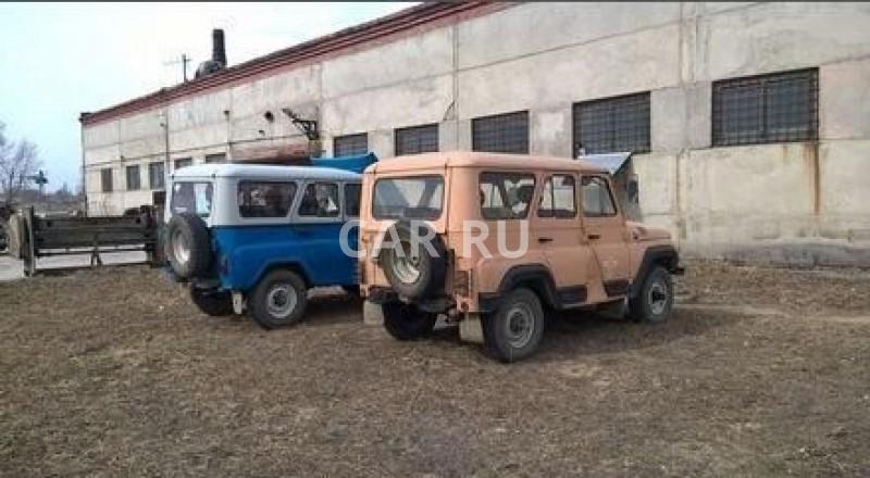 Уаз 3151, Ангарск