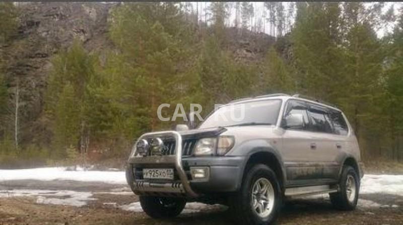 Toyota Land Cruiser Prado, Ангарск