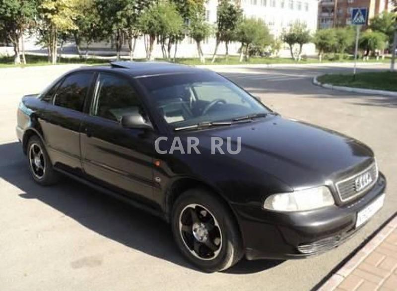 Audi A4, Бачатский