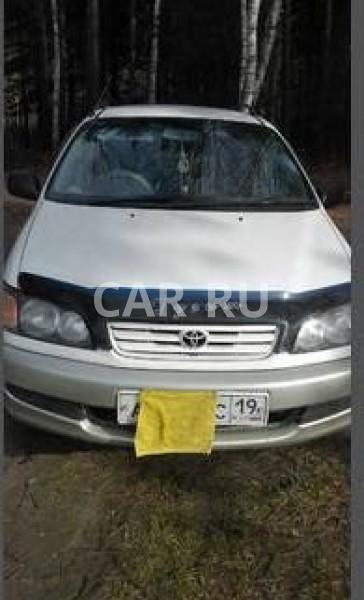 Toyota Ipsum, Абаза