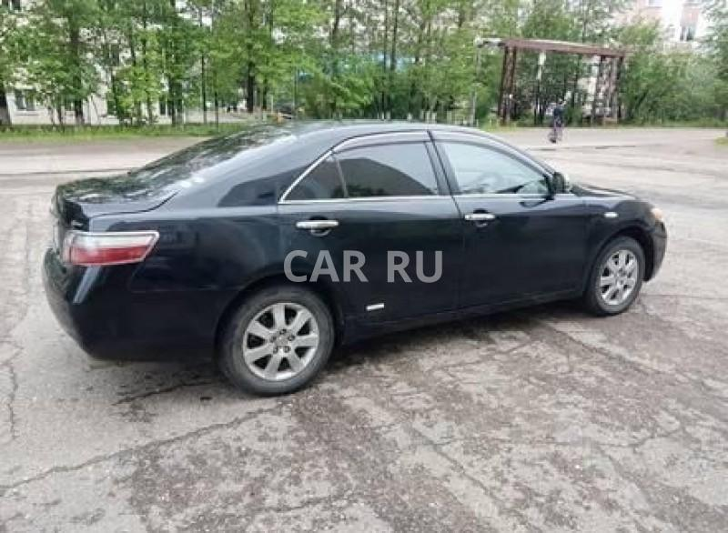 Toyota Camry, Алдан