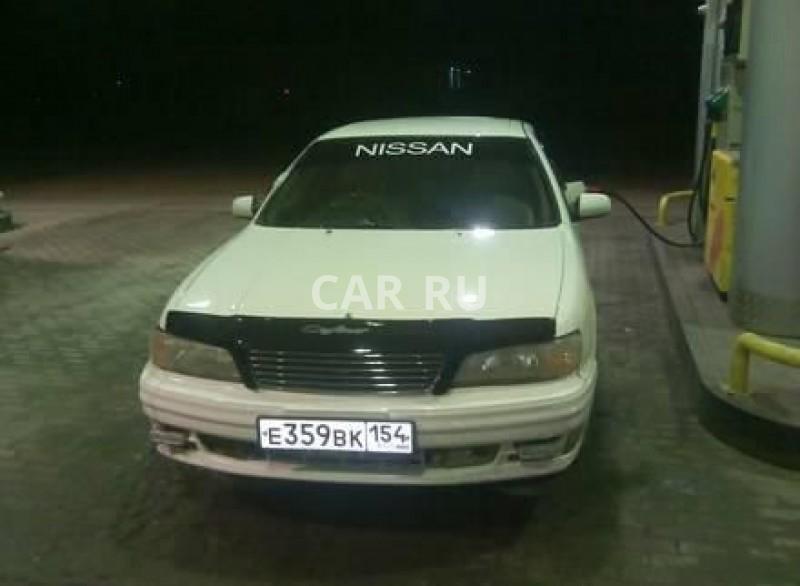 Nissan Cefiro, Алейск