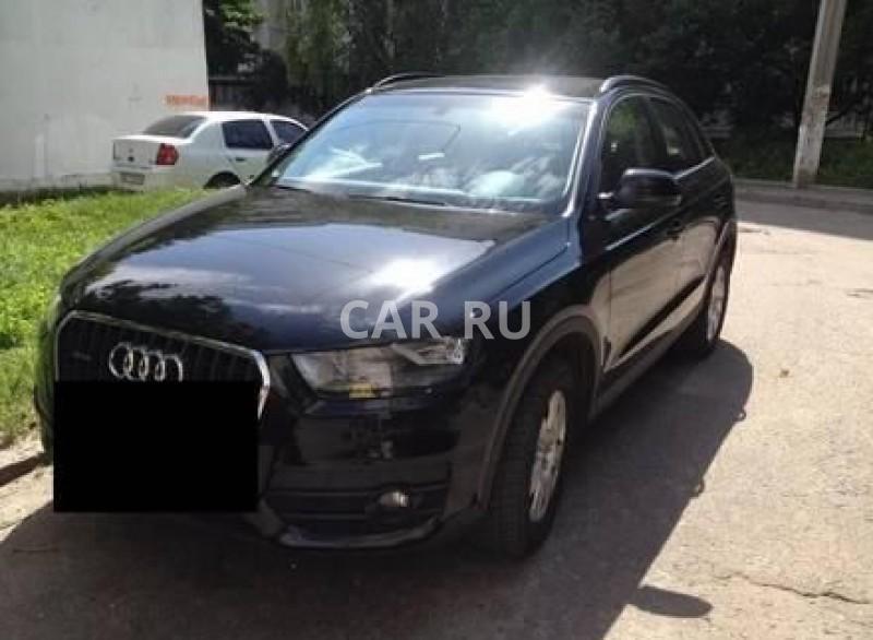 Audi Q3, Абакан