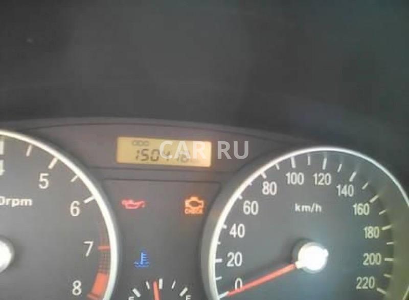 Hyundai Verna, Ачинск