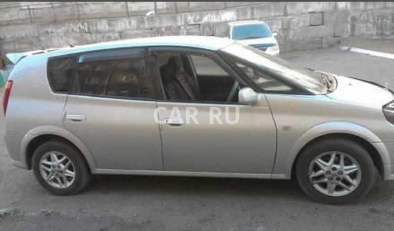 Toyota Opa, Александровский Завод