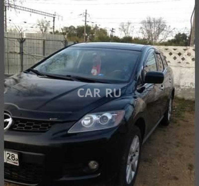 Mazda CX-7, Белогорск