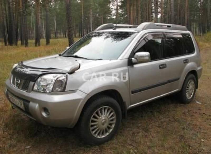 Nissan X-Trail, Ангарск
