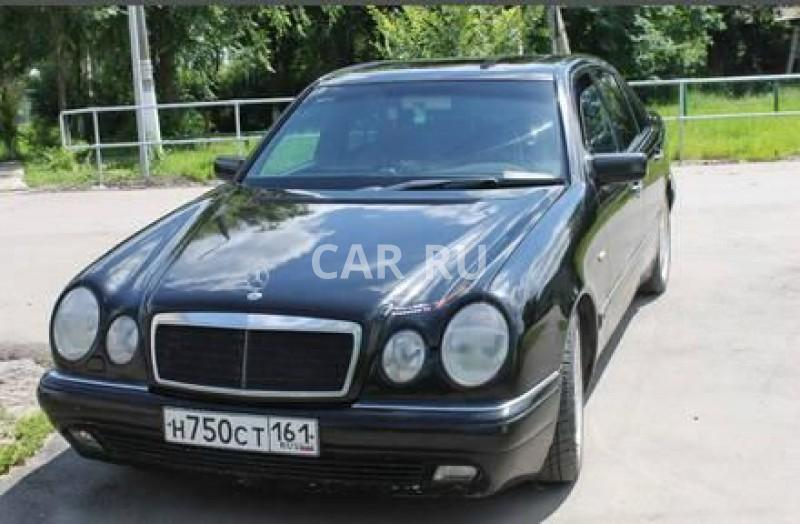 Mercedes E-Class, Аксай