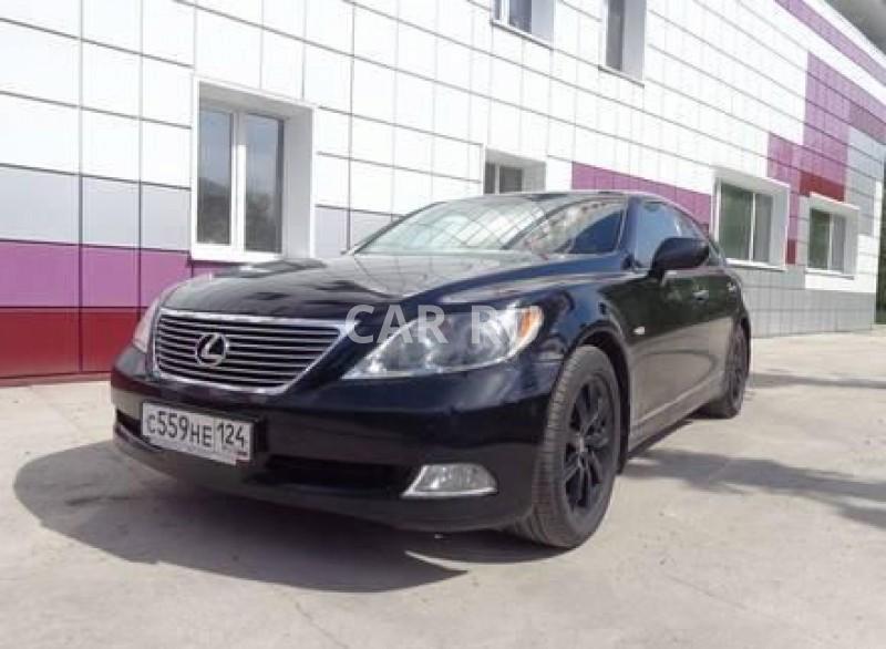 Lexus LS, Ачинск