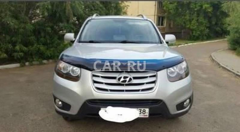Hyundai Santa Fe, Ангарск