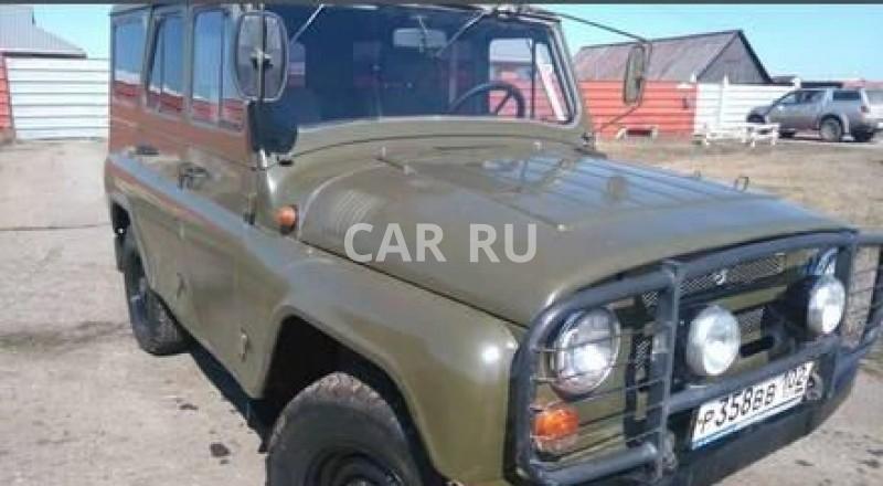 Уаз 469, Аскарово