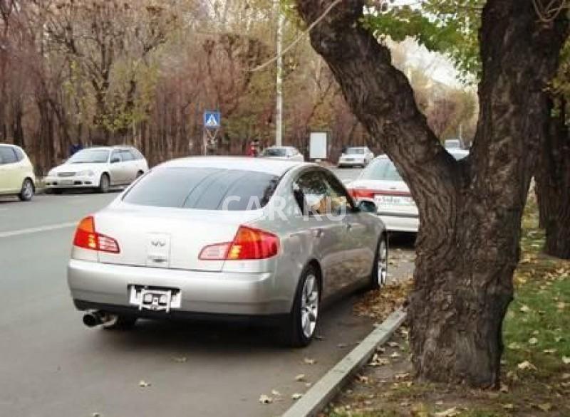 Nissan Skyline, Абакан