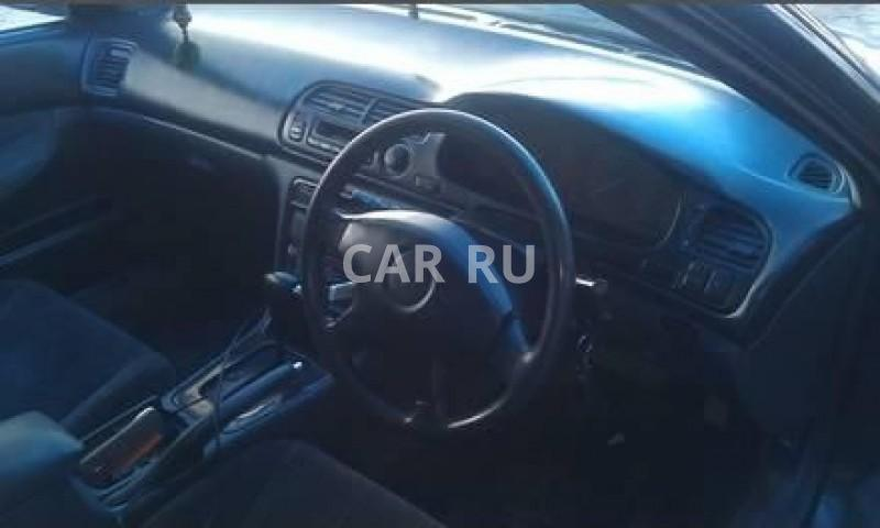 Honda Accord, Байкальск