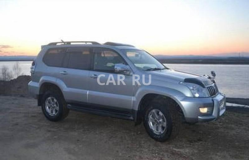 Toyota Land Cruiser Prado, Амурск