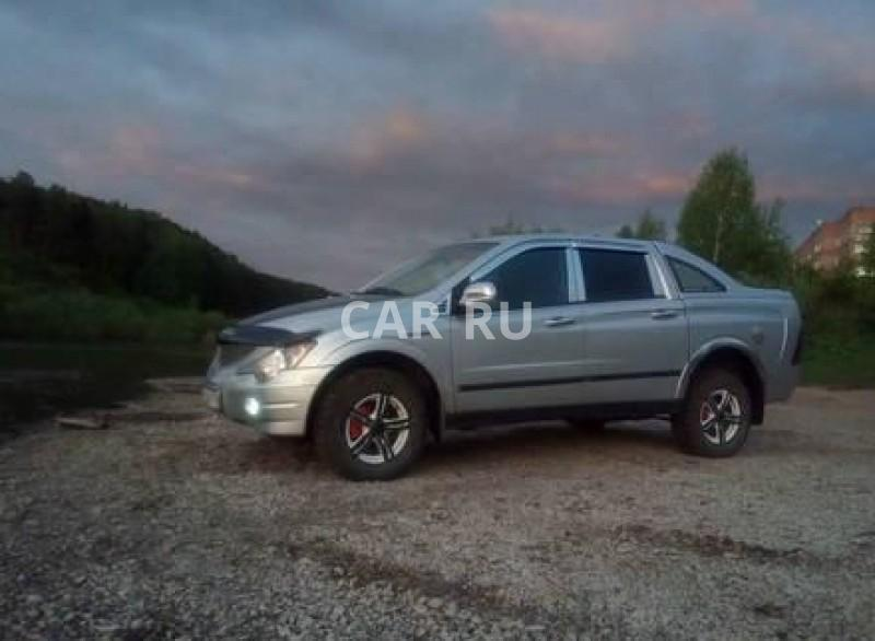 Ssang Yong Actyon Sports, Анжеро-Судженск