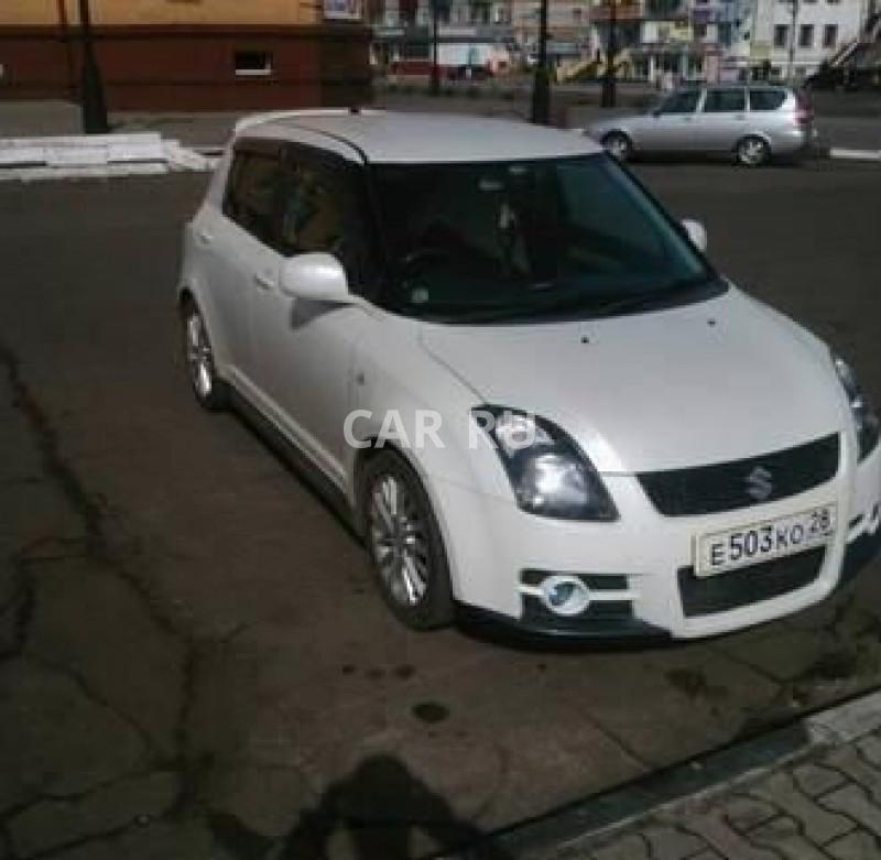 Suzuki Swift, Белогорск