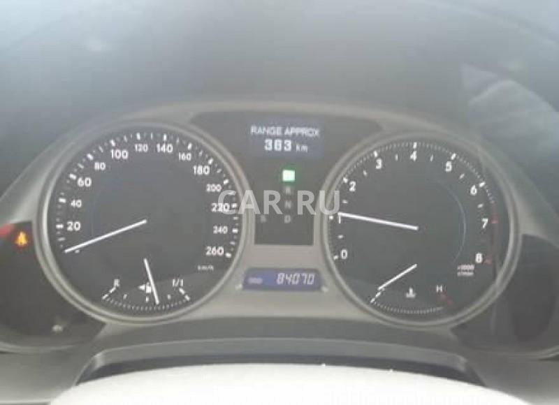 Lexus IS, Братск