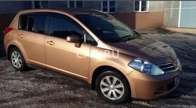 Nissan Tiida, Белово
