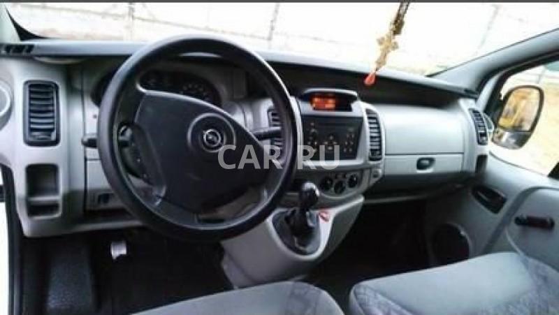 Opel Vivaro, Балабаново