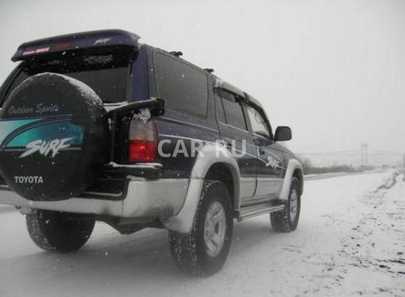 Toyota Hilux Surf, Белово