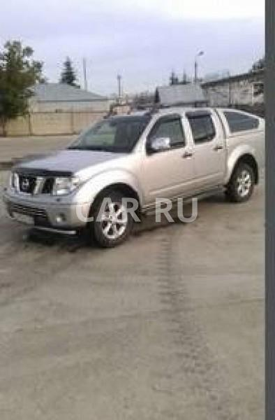 Nissan Navara, Ангарск
