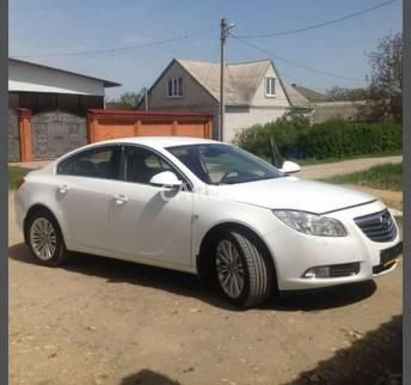 Opel Insignia, Армавир