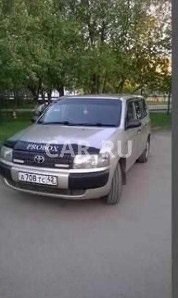 Toyota Probox, Белово